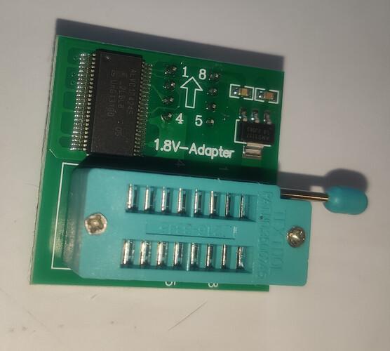 Voltge Adapter